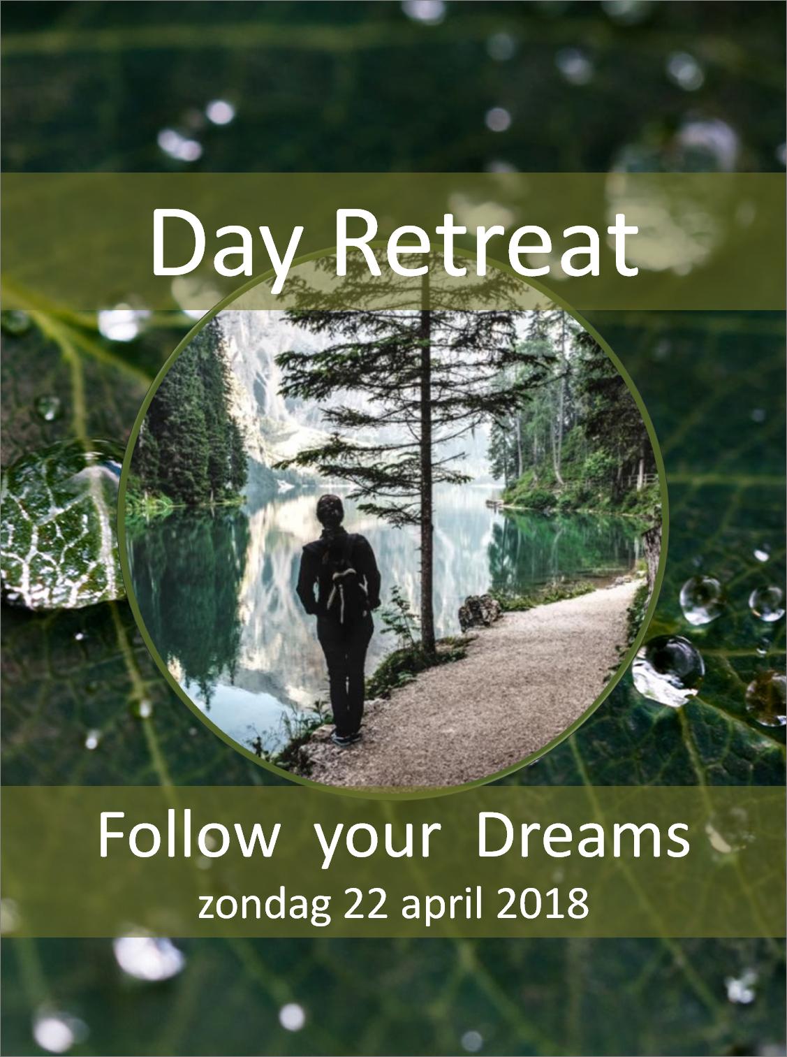 NIEUW: Day retreats